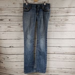 Miss Me Low Rise Bootcut Jeans
